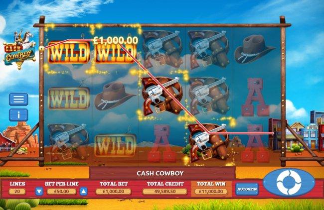 Images of Cash Cowboy