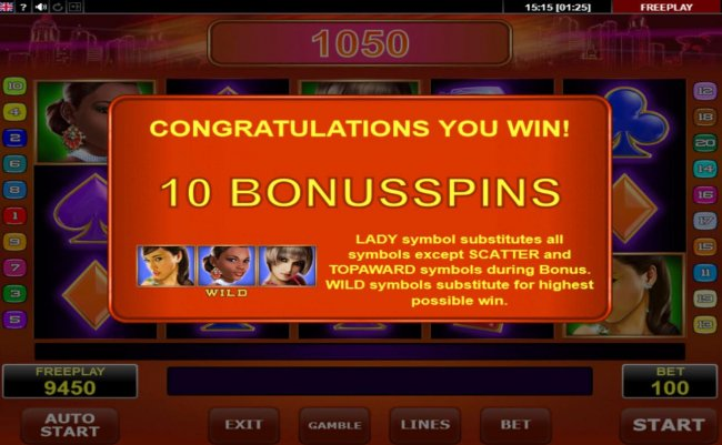 Free Slots 247 image of Casinova