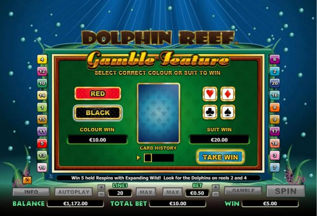 Free Slots 247 image of Dolphin Reef