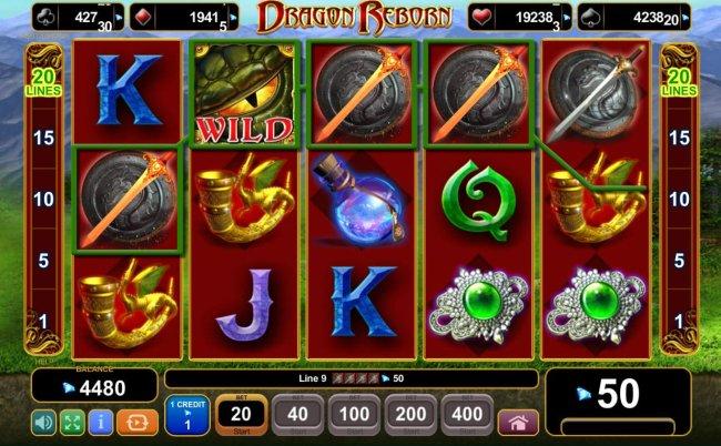 Free Slots 247 image of Dragon Reborn