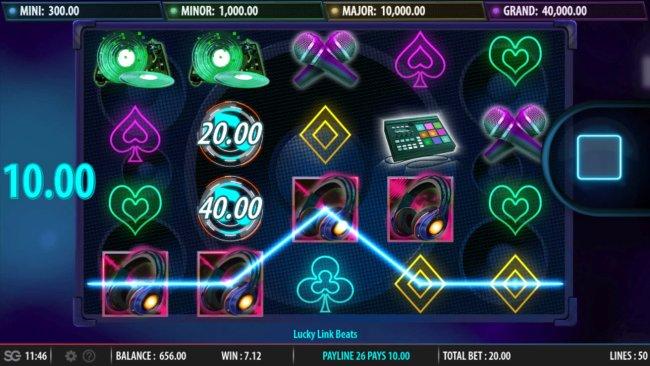 Lucky Link Beats screenshot