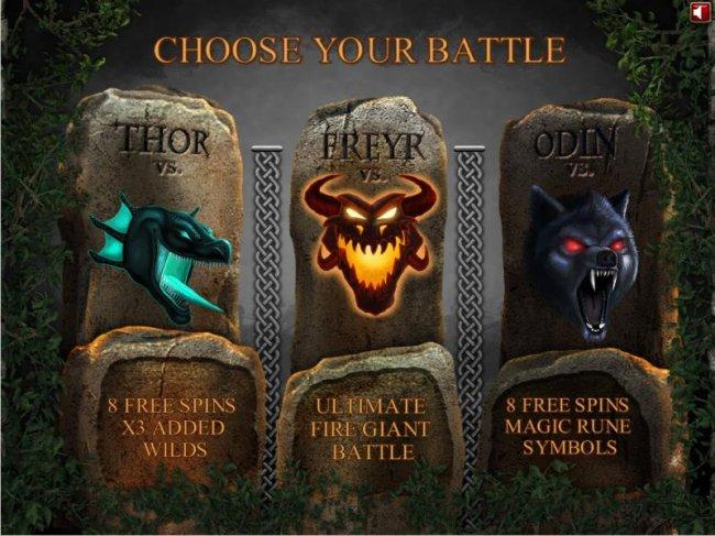 Free Slots 247 image of Ragnarok Fall of Odin