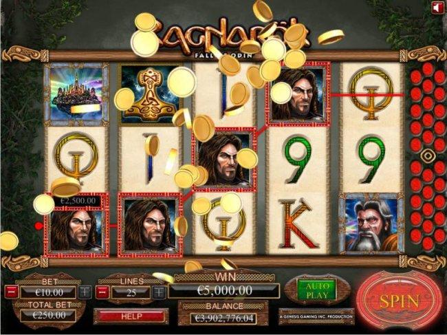 Ragnarok Fall of Odin screenshot