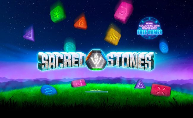 Sacred Stones by Free Slots 247