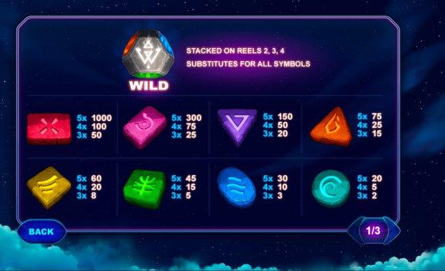 Free Slots 247 image of Sacred Stones