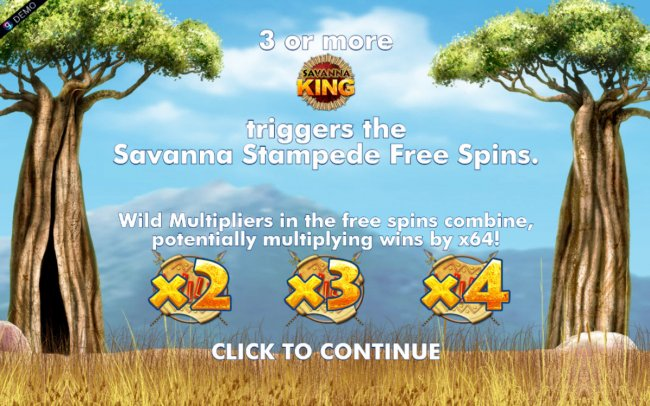 Free Slots 247 image of Savanna King Jackpot