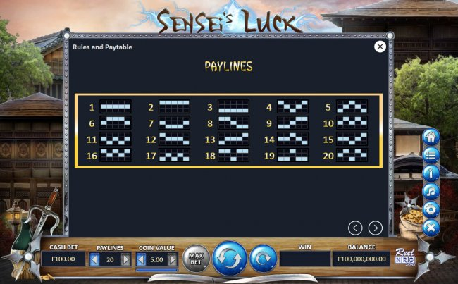 Images of Sensei's Luck