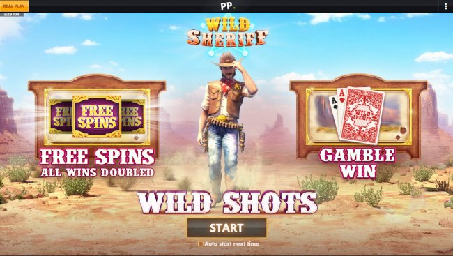 Images of Wild Sheriff