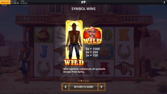 Wild Sheriff by Free Slots 247