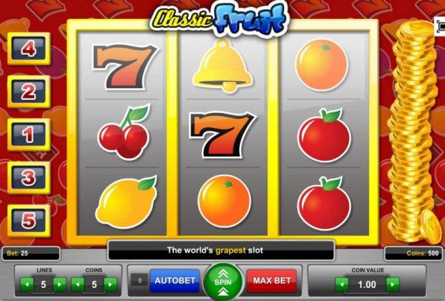Free Slots 247 image of Classic Fruit