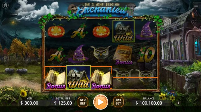 Free Slots 247 image of Enchanted