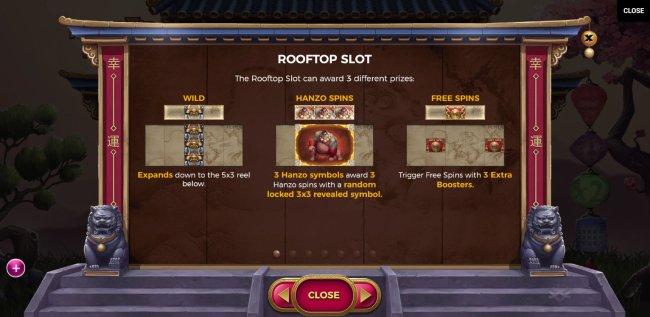 Hanzo's Dojo screenshot