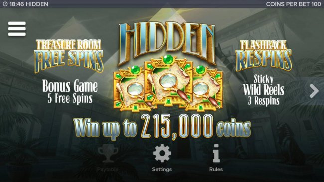 Hidden by Free Slots 247