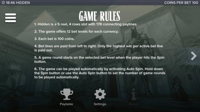 General Game Rules - The theoretical average return to player (RTP) is 96.30%. - Free Slots 247