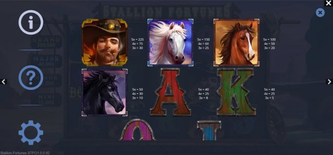 Stallion Fortunes by Free Slots 247