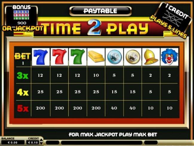 Time 2 Play screenshot