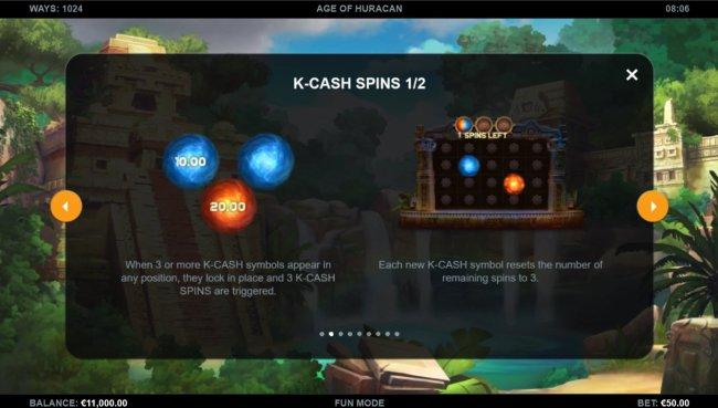 K-Cash Spins - Free Slots 247