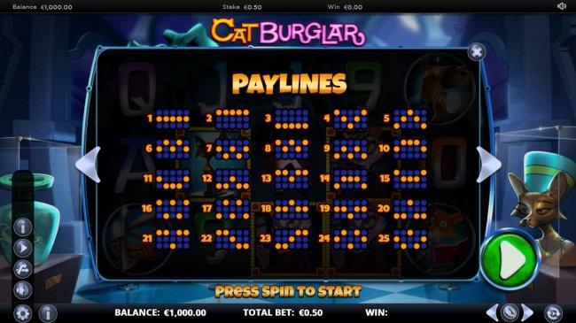 Images of Cat Burglar