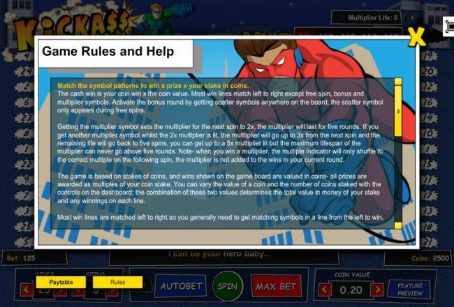 Kick Ass screenshot