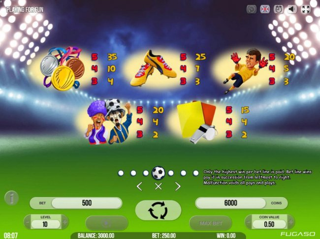 Free Slots 247 image of Number One