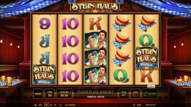 Free Slots 247 image of Stein Haus