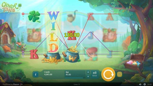 Clover Tales screenshot