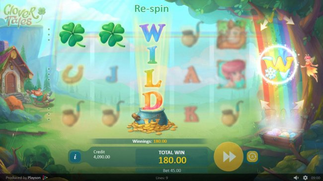 Free Slots 247 image of Clover Tales