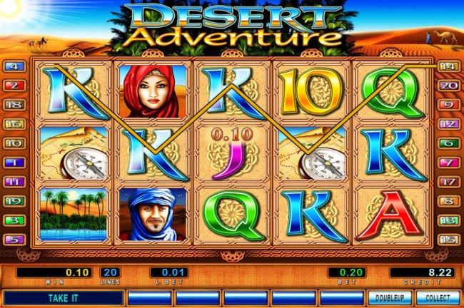 Adventure Slots