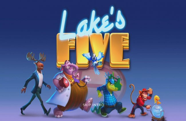 Images of Lake's Five