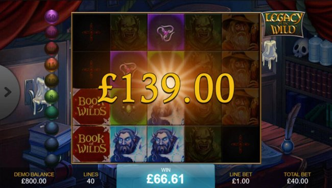 Free Slots 247 image of Legacy of the Wild