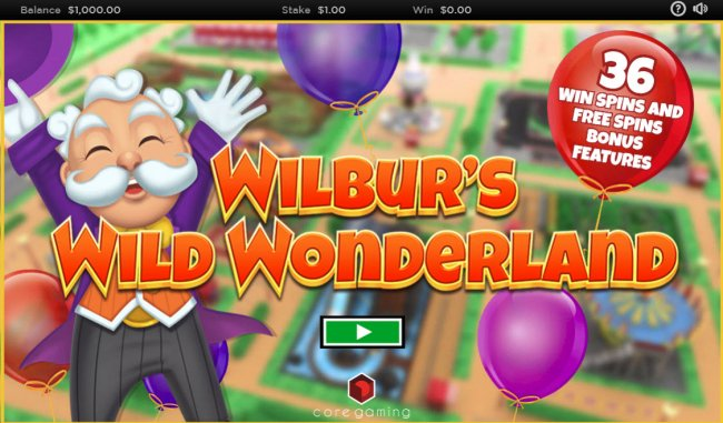 Wilbur's Wild Wonderland screenshot