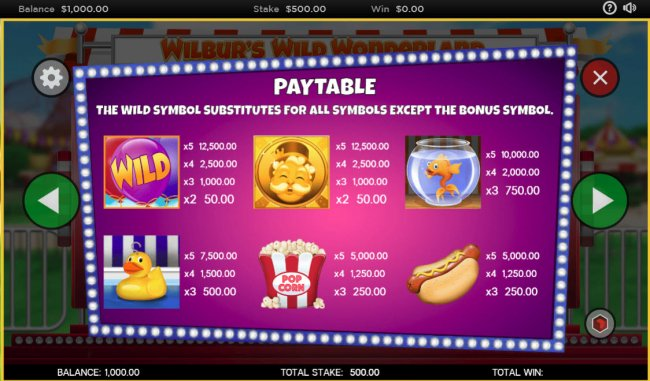 Free Slots 247 - High Value Symbols