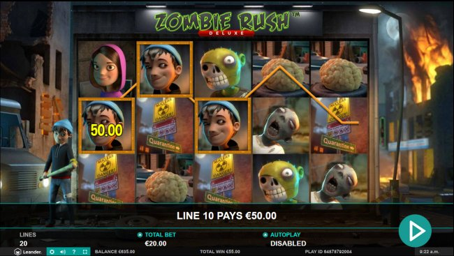 Free Slots 247 image of Zombie Rush Deluxe