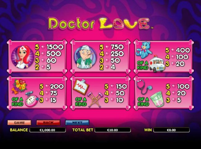 Free Slots 247 - slot game symbols paytable