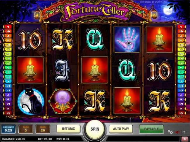 Images of Fortune Teller