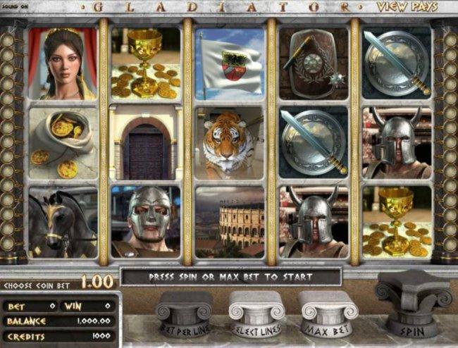 Gladiator screenshot