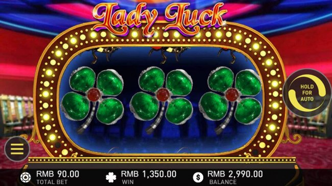 Lady Luck by Free Slots 247