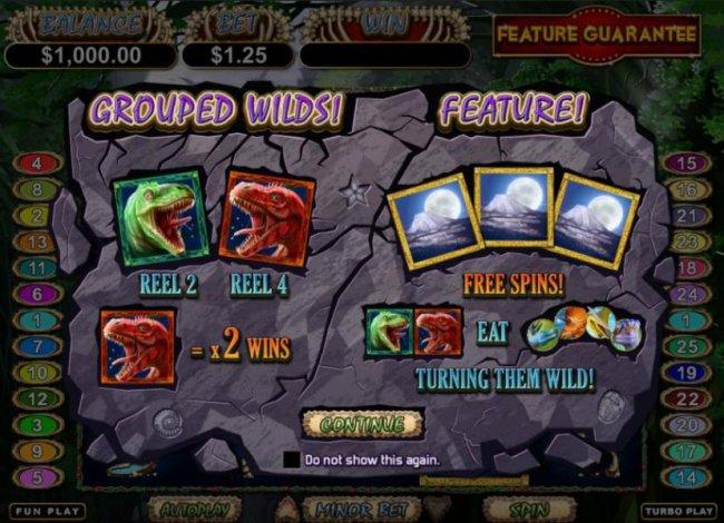 Megasaur by Free Slots 247