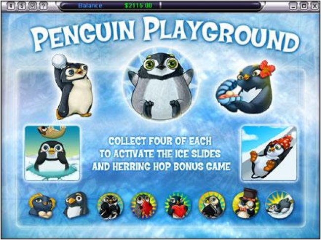 Images of Penguin Playground