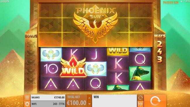 Free Slots 247 image of Phoenix Sun