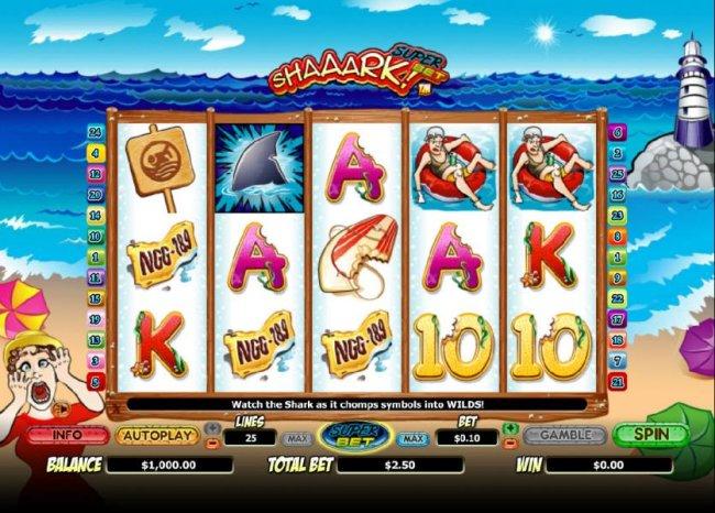 Shaaark! by Free Slots 247