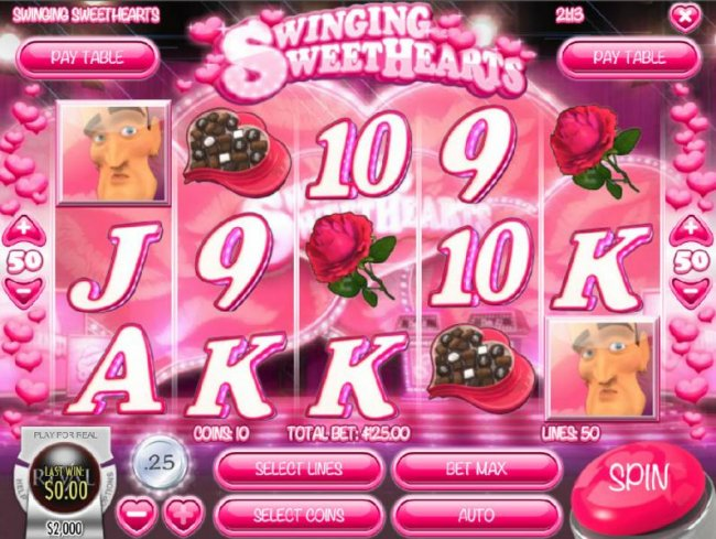 Free Slots 247 image of Swinging Sweethearts