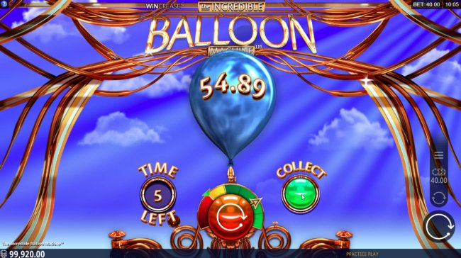 The Incredible Balloon Machine screenshot