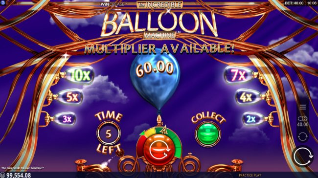 The Incredible Balloon Machine by Free Slots 247