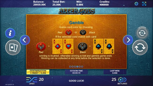 Free Slots 247 - Gamble Feature Rules