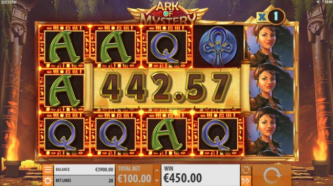 Free Slots 247 image of Ark of Mystery