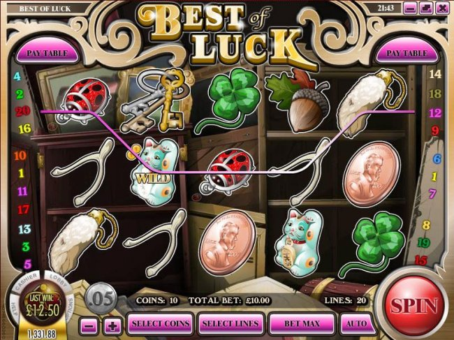 Free Slots 247 image of Best Of Luck