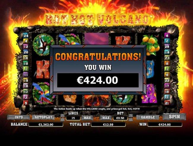 Hot Hot Volcano by Free Slots 247