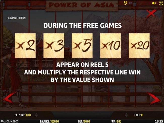 Free Slots 247 image of Power of Asia