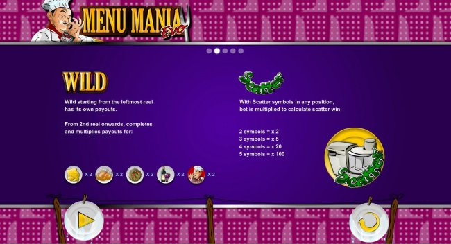 Images of Menu Mania